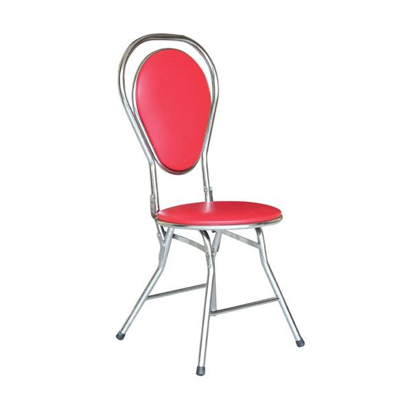 Ghế gấp chân inox thường dùng cho phòng họp, hội trường