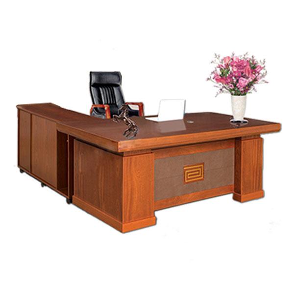 Mẫu bàn làm việc chữ L 2m