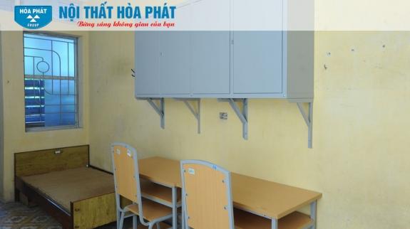 công trình nội thất hòa phát tại học viện kỹ thuật quân sự 2