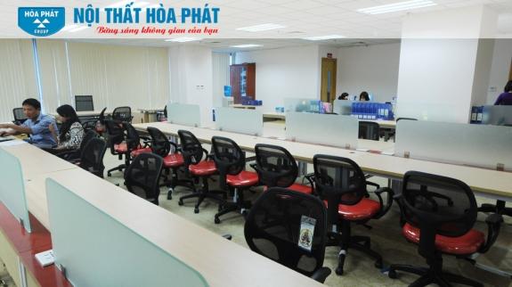 Công trình Nội thất Hòa Phát tại Ngân hàng Hàng Hải - MaritimeBank 2