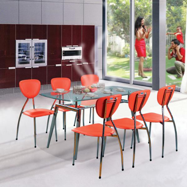 Bộ bàn ghế ăn gia đình B52,G52  | Bàn ghế phòng ăn Hòa Phát