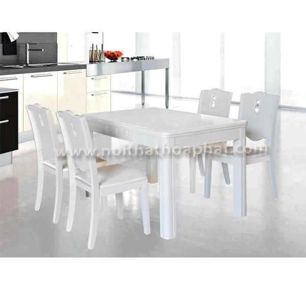Bộ bàn ghế ăn cao cấp BA120,GA120 | Bàn ghế ăn Hòa Phát