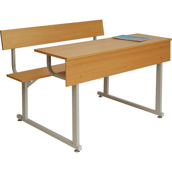 Bàn ghế sinh viên BSV103T | Nội thất Hòa Phát