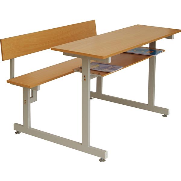 Bàn ghế sinh viên BSV105T | Nội thất Hòa Phát