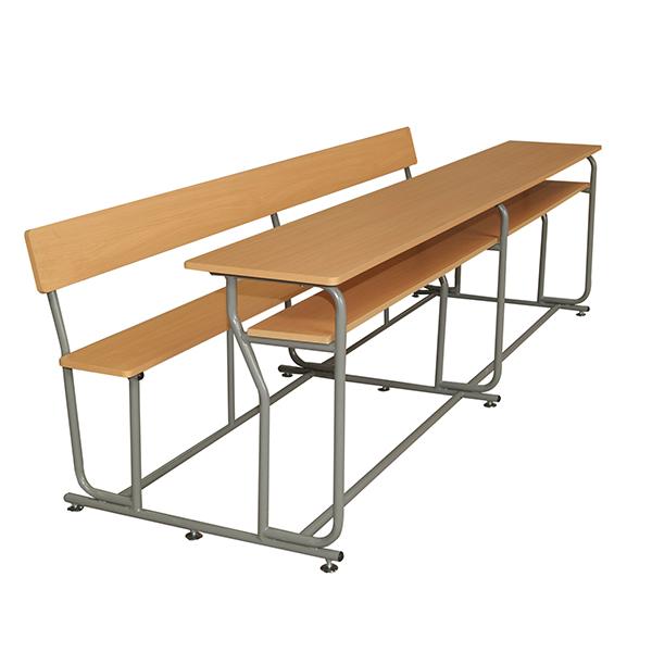 Bàn ghế sinh viên BSV240 | Nội thất Hòa Phát