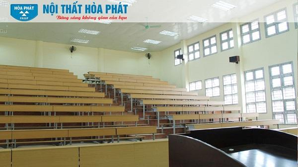 bàn ghế sinh viên hòa phát chính hãng