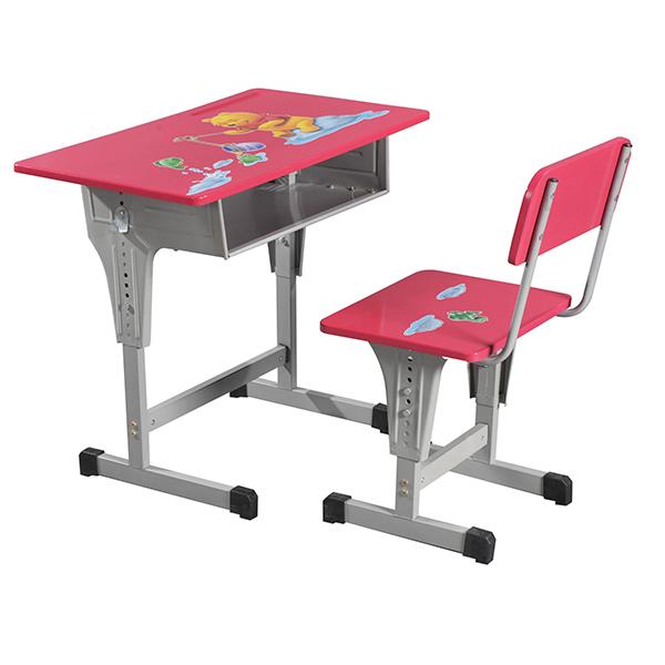 Bộ bàn ghế học sinh tiểu học BHS03-2 + GHS03-2