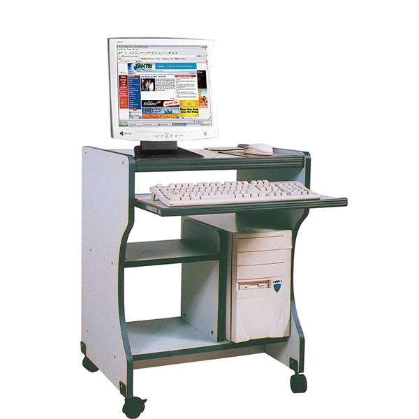 Bàn máy tính gỗ SD01S | Bàn vi tính Hòa Phát