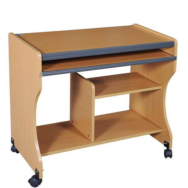 Bàn máy tính gỗ SD08P | Bàn vi tính Hòa Phát