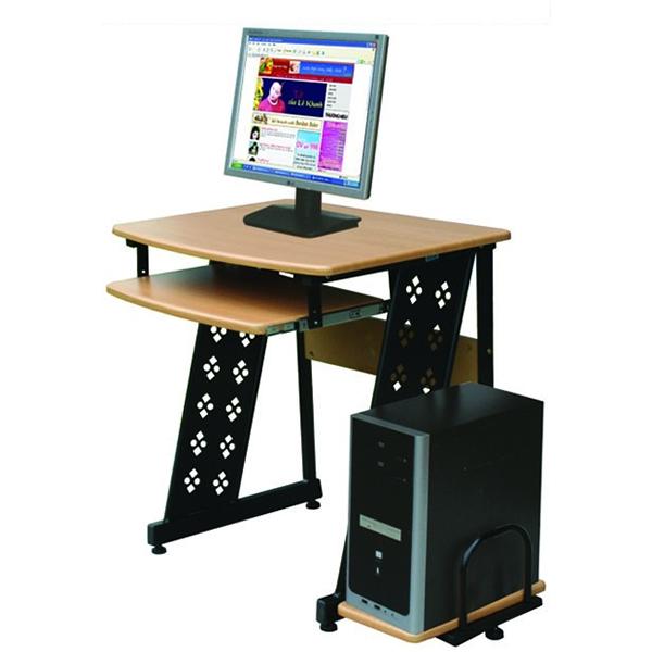 Bàn máy tính khung sắt BMT11 | Bàn vi tính Hòa Phát