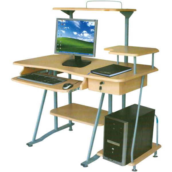 Bàn máy tính khung thép BMT136 | Bàn vi tính Hòa PhátBàn máy tính khung sắt BMT136 | Bàn vi tính Hòa Phát