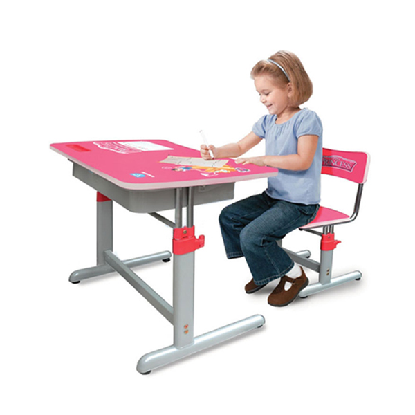 Bộ bàn ghế học sinh tiểu học BHS20-3 + GHS20-3