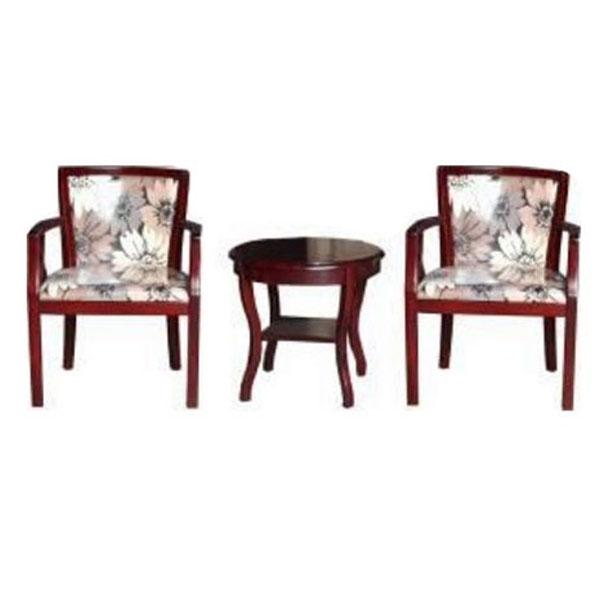 Bộ bàn ghế khách sạn BKS05-GKS05 | Bàn ghế Hòa Phát