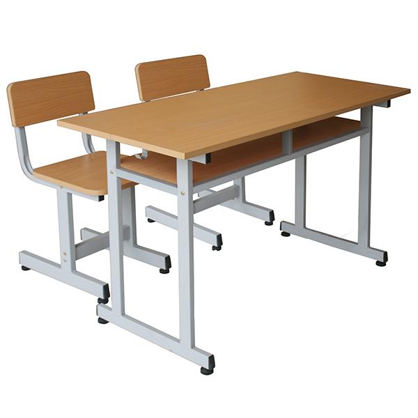 Bộ bàn ghế học sinh Hòa Phát BHS110 + GHS110