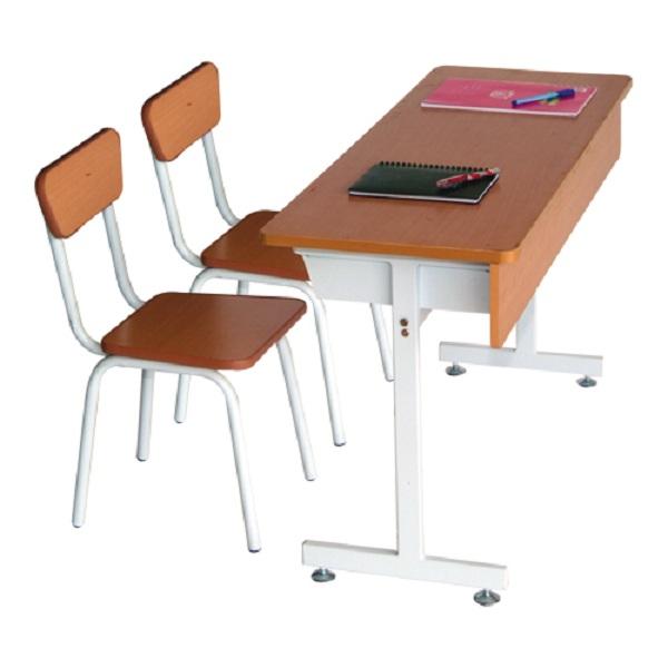 Bộ bàn ghế học sinh tiểu học BHS101A + GHS101A