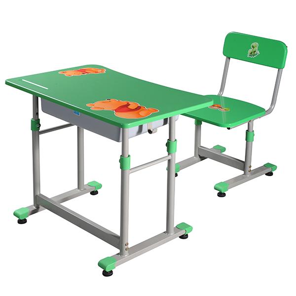 Bộ bàn ghế học sinh tiểu học BHS28-2 + GHS28-2