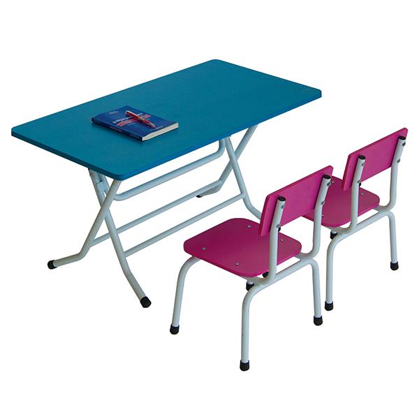 Bộ bàn ghế mẫu giáo BMG101-1 + GMG101-1