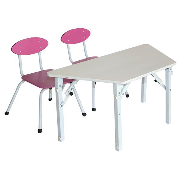 Bộ bàn ghế mẫu giáo BMG104-1 + GMG104-1