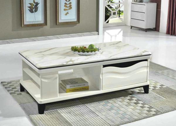 Bàn sofa phòng khách cao cấp BT124 | Bàn sơn Hòa Phát