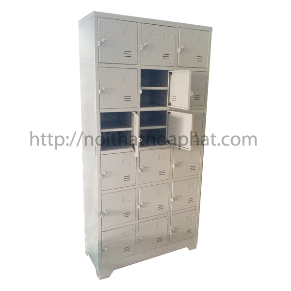 Tủ Locker Hòa Phát TU986-3KTD