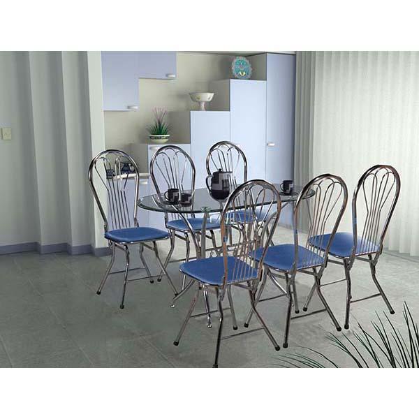 Bộ bàn ghế ăn gia đình B47,G18  | Bàn ghế phòng ăn Hòa Phát