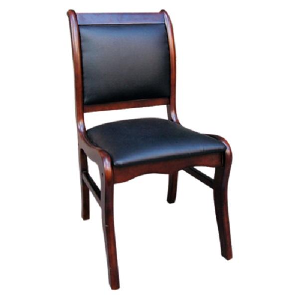 Ghế gỗ tự nhiên GHT05 | Ghế hội trường Hòa Phát