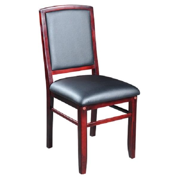 Ghế gỗ tự nhiên GHT10 | Ghế hội trường Hòa Phát