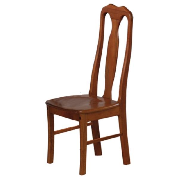 Ghế gỗ tự nhiên TGA01 | Ghế hội trường Hòa Phát