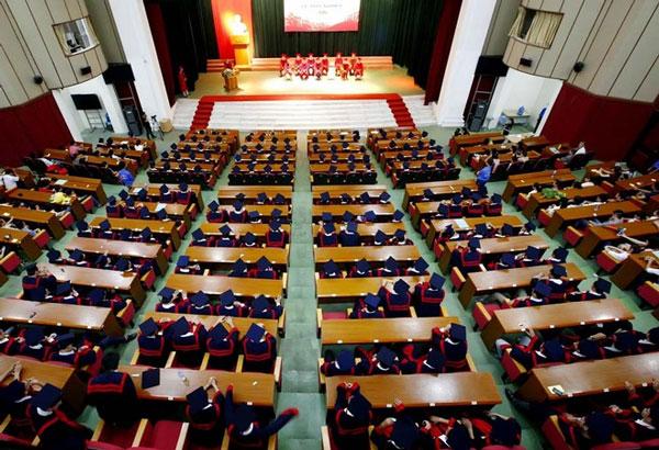 Ghế hội trường lớp học
