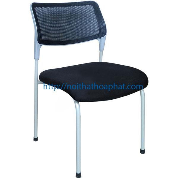 Ghế lưới văn phòng GL420 chân tĩnh kích thước nhỏ