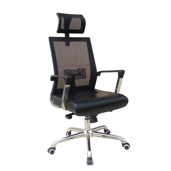 Ghế lưới văn phòng GL315 | Ghế xoay nhân viên Hòa Phát