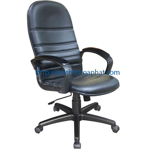 Ghế da trưởng phòng SG702B | Ghế xoay Hòa Phát
