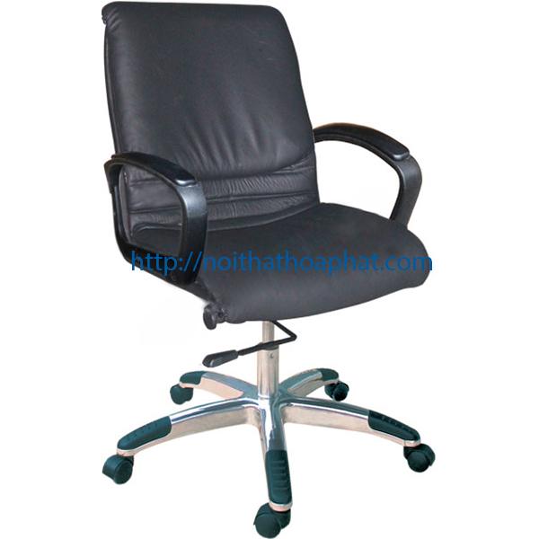 Ghế da trưởng phòng SG900 | Ghế xoay văn phòng Hòa Phát