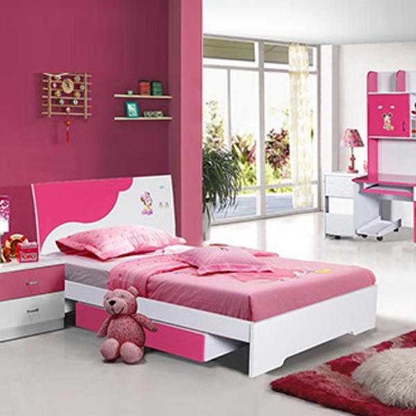 Giường phòng ngủ trẻ em GNE02-15
