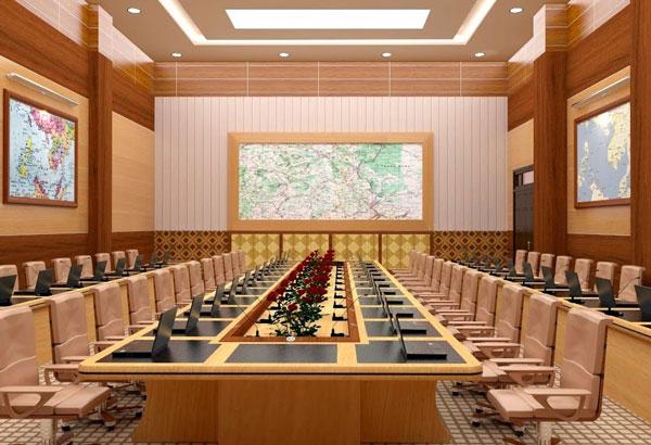 Bật mí 8 thiết kế sắp xếp ghế hội trường