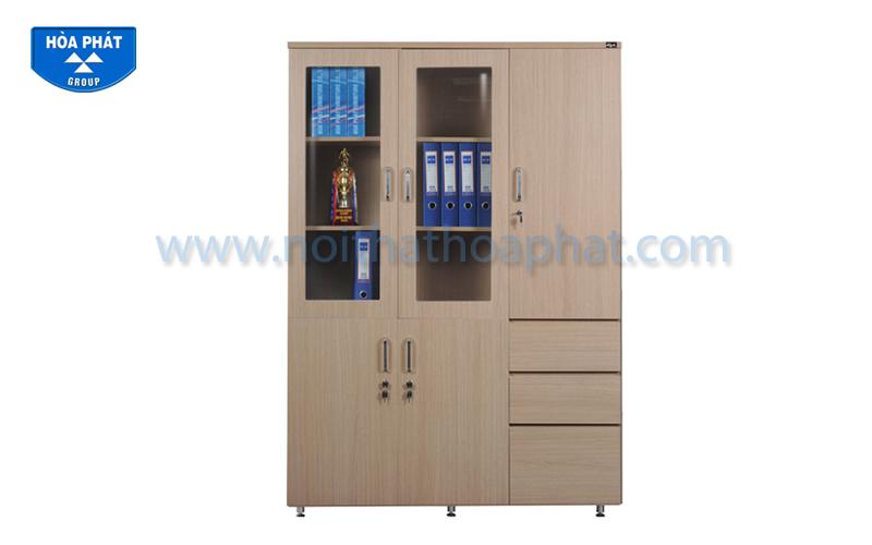 Tủ tài liệu gỗ HR1960-3B