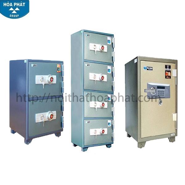Đại lý phân phối sản phẩm két sắt Hòa Phát lớn nhất tại Hà Nội giá rẻ nhất 1