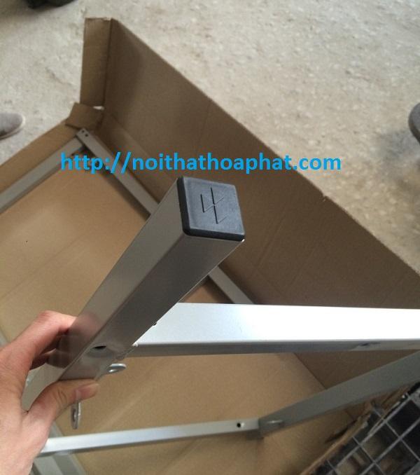 khung thép bàn ghế học sinh hòa phát tiêu chuẩn