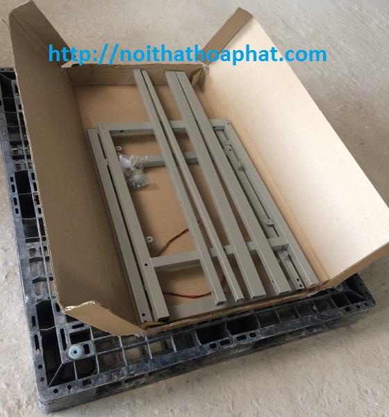 bộ khung thép bàn ghế học sinh hòa phát