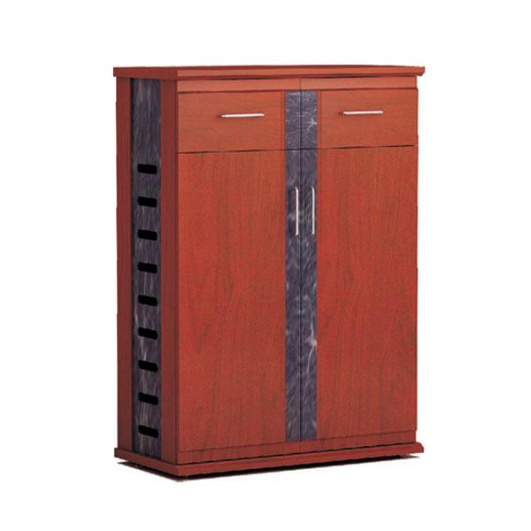 Tủ để giày LS21 | Tủ gỗ để giày Hòa Phát