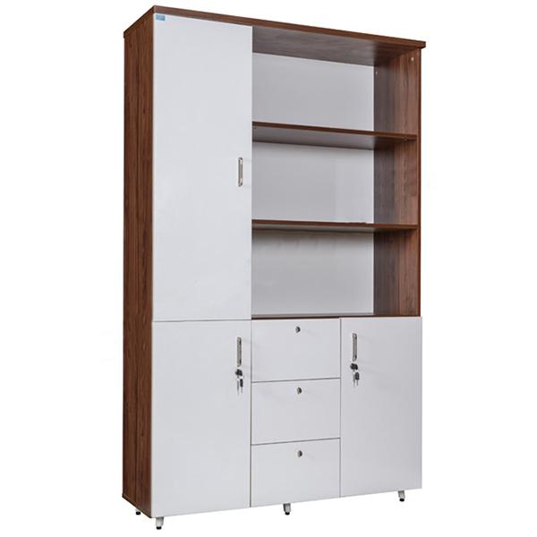 Tủ tài liệu gỗ Hòa Phát LUX1960-3B2
