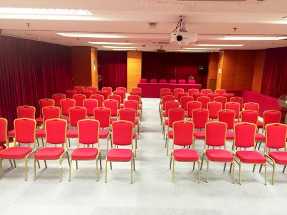 Mẫu ghế hội trường MC02 thực tế