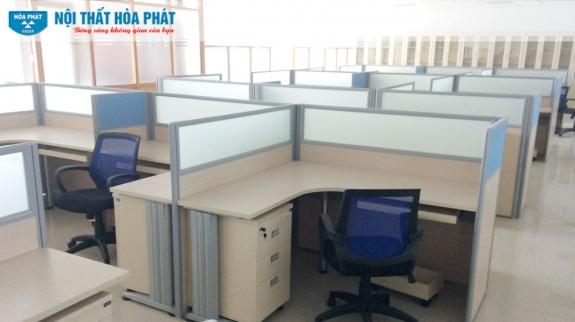 Công trình Nội thất Hòa Phát tại Cục thuế TP.Hồ Chí Minh 1