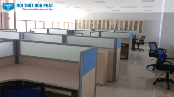 Công trình Nội thất Hòa Phát tại Cục thuế TP.Hồ Chí Minh 2