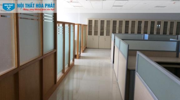 Công trình Nội thất Hòa Phát tại Cục thuế TP.Hồ Chí Minh 5