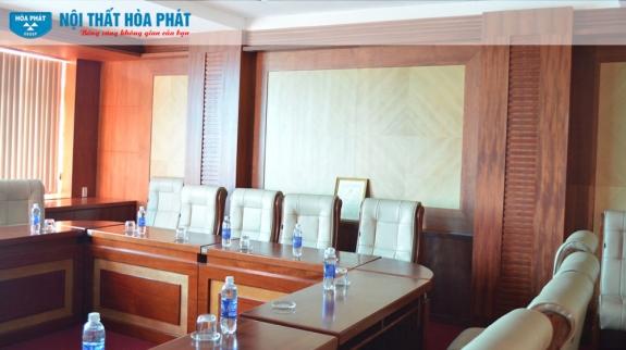 Công trình Nội thất Hòa Phát tại Chi cục thuế tỉnh Quảng Bình 6