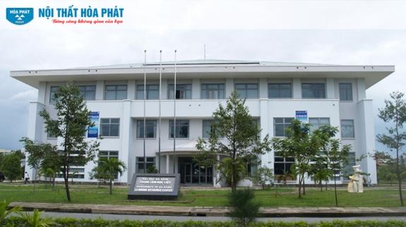Công trình Nội thất Hòa Phát tại Đại học Đà Nẵng 1