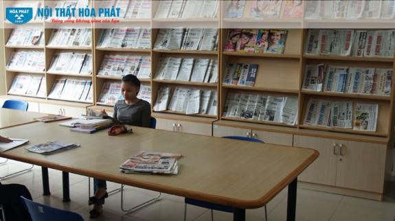 Công trình Nội thất Hòa Phát tại Đại học Đà Nẵng 4