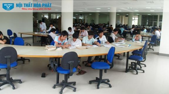 Công trình Nội thất Hòa Phát tại Đại học Đà Nẵng 6