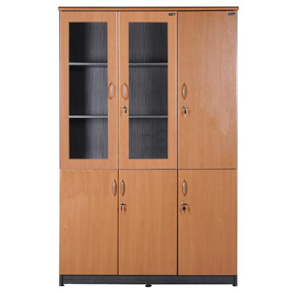 Tủ tài liệu gỗ Hòa Phát HP1960-3BK